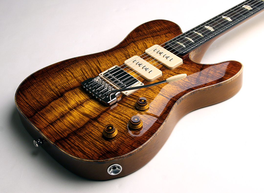 Thorn Koa Deluxe Hum Gt90 Gt90 Ngd The Gear Page